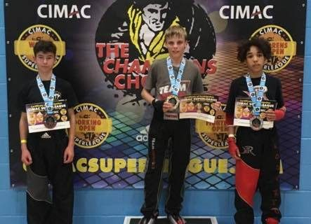 28 April 2019: 2nd CIMAC Superleague