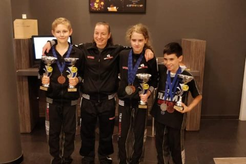 28 – 29 September 2019: Flanders Kickboxing Cup – Belgium
