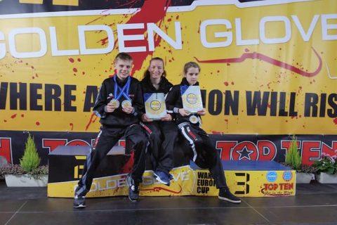 18 – 19 January 2019: Golden Glove – Italy