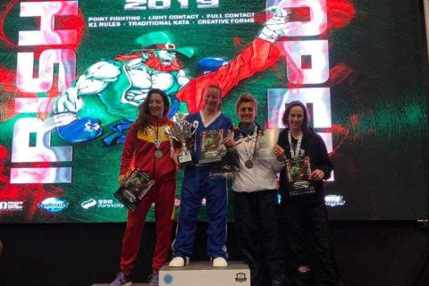 1 – 3 March 2019: Irish Open