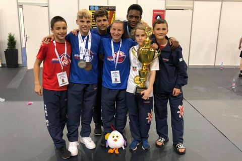 25 – 31 August 2019: WAKO Junior European Championship Success