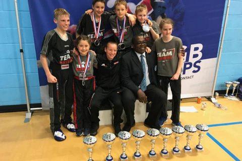 25 – 26 May 2019: WAKO Scottish Championships – Scotland