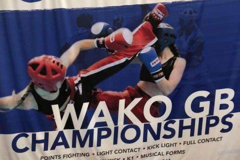 17 February 2019: WAKO British Championships